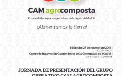 Seminario Estatal de Agrocompostaje y Gestión de Bioresiduos Urbanos
