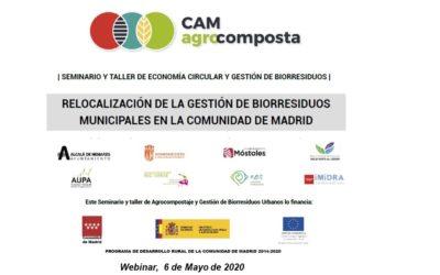 Seminario Taller sobre relocalización de la gestión de biorresiduos municipales